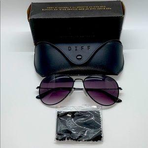 Diff Charitable Eyewear Cruz Aviator Sunglasses